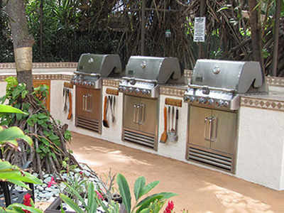 Gas Barbeque Grills